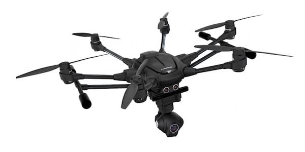 yuneec typhoon h pro industrial drone