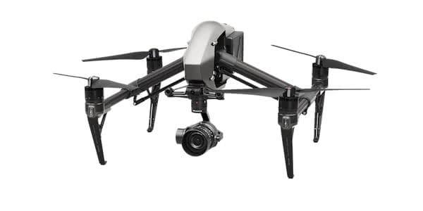 dji inspire 2 industrial drone
