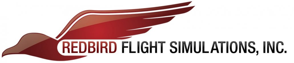 redbird flight simulations inc logo